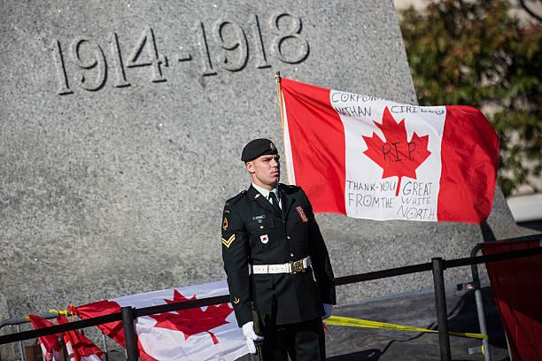 Ottawa On Alert After Shootings At Nation's Capitol:ニュース(壁紙.com)