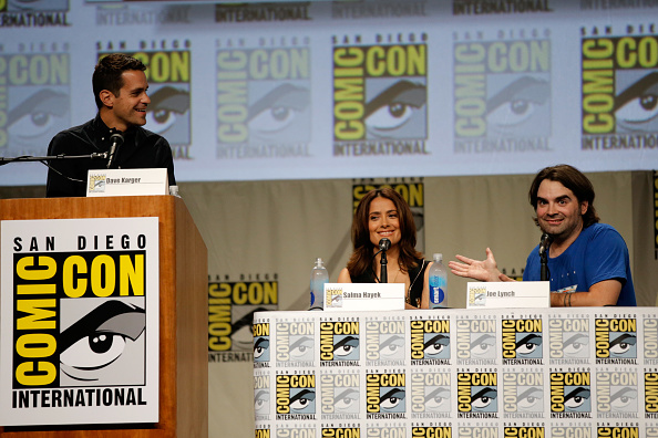 """San Diego Convention Center「RADiUS Presents """"HORNS"""" And """"EVERLY"""" At Comic-Con 2014」:写真・画像(15)[壁紙.com]"""