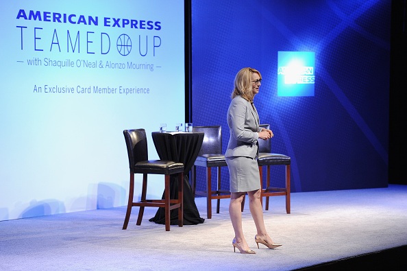 Doris Burke「American Express Teamed Up With Shaquille O'Neal And Alonzo Mourning」:写真・画像(2)[壁紙.com]
