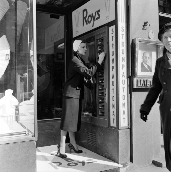 Stockings「Nylon Automat」:写真・画像(11)[壁紙.com]