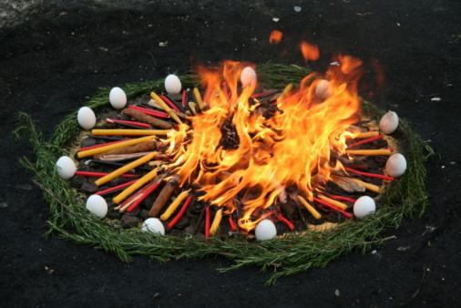 Spirituality「Mayan rite in Guatemala」:スマホ壁紙(16)