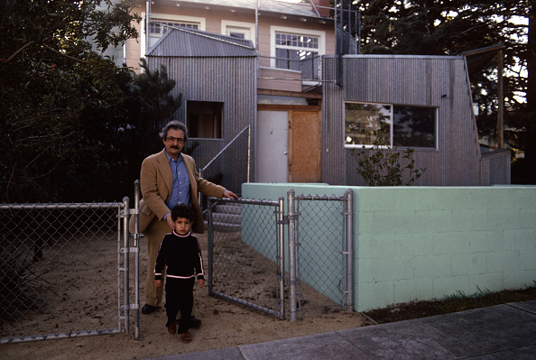 Santa Monica「Gehry & Son At Home」:写真・画像(3)[壁紙.com]