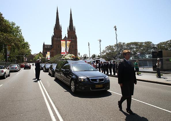 Daniel Munoz「Curtis Cheng Funeral Service」:写真・画像(7)[壁紙.com]