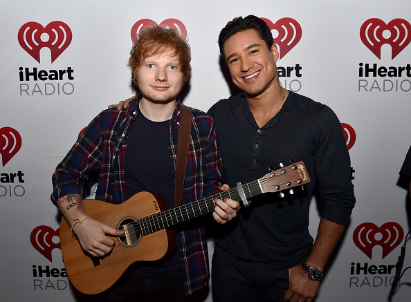 Mario Lopez「Pepsi Presents iHeartRadio Album Release Party With Ed Sheeran Hosted By Mario Lopez」:写真・画像(15)[壁紙.com]