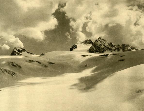 Dachstein Mountains「The Hallstätter Glacier」:写真・画像(5)[壁紙.com]