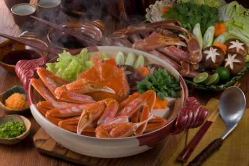 Crab - Seafood「Kani-nabe」:スマホ壁紙(17)