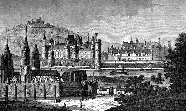 Circa 14th Century「St. Germain des Prés and the Pré-aux-Clercs」:写真・画像(14)[壁紙.com]