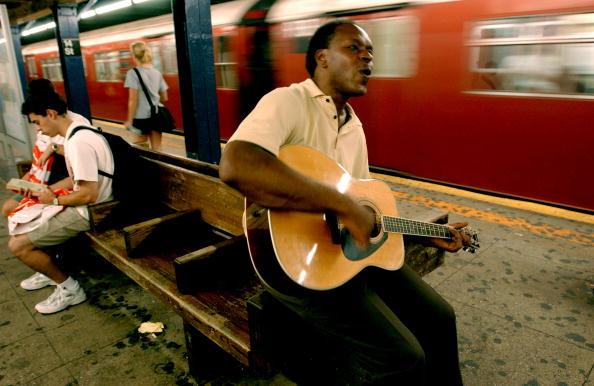 New York City Subway「Performers in New York Subway Stations」:写真・画像(18)[壁紙.com]