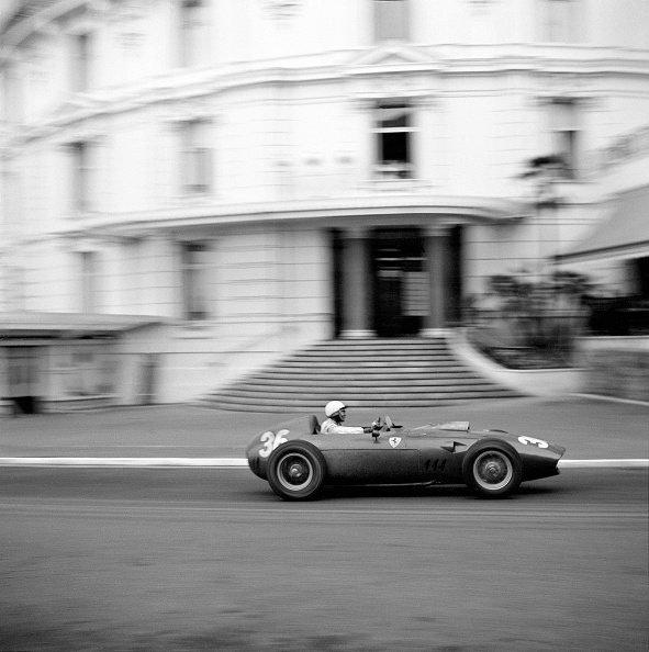 Side View「Ferrari At Monaco GP」:写真・画像(7)[壁紙.com]