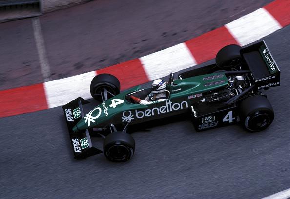 Benetton「Tyrell At Monaco」:写真・画像(12)[壁紙.com]