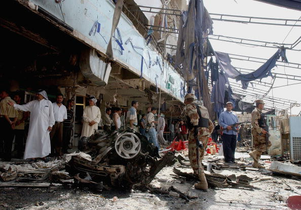 Sunni Islam「Dozens Hurt In Baghdad Car Bomb Explosion」:写真・画像(0)[壁紙.com]