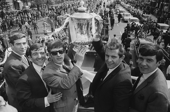 Double-Decker Bus「1967 FA Cup Final」:写真・画像(11)[壁紙.com]