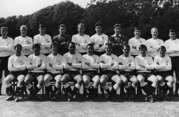 Eddie Jones「Tottenham Team」:写真・画像(9)[壁紙.com]