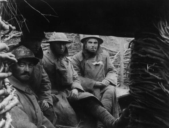 Trench「Western Front」:写真・画像(3)[壁紙.com]