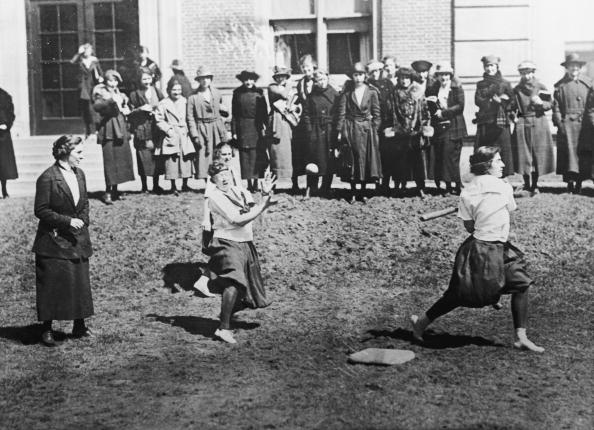 Baseball - Sport「Barnard Baseball」:写真・画像(7)[壁紙.com]