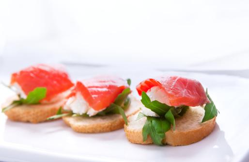 Buffet「Smoked Salmon Appetizer」:スマホ壁紙(4)