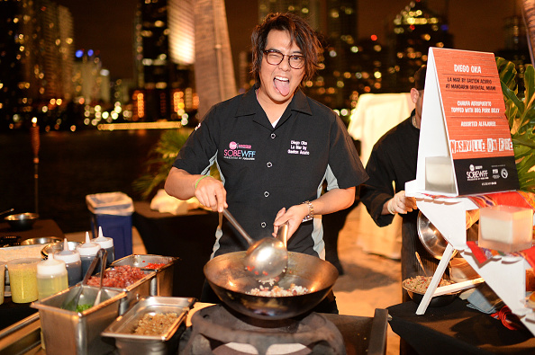 Gulf Coast States「Nashville On Fire Dinner Hosted By Jonathan Waxman, Hattie B's, Tandy Wilson, Patrick Martin And Diego Oka - 2015 Food Network & Cooking Channel South Beach Wine & Food」:写真・画像(3)[壁紙.com]