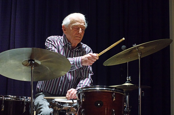 Drummer「Tony Kinsey, Watermill Jazz Club, Dorking, Surrey, 2015」:写真・画像(15)[壁紙.com]
