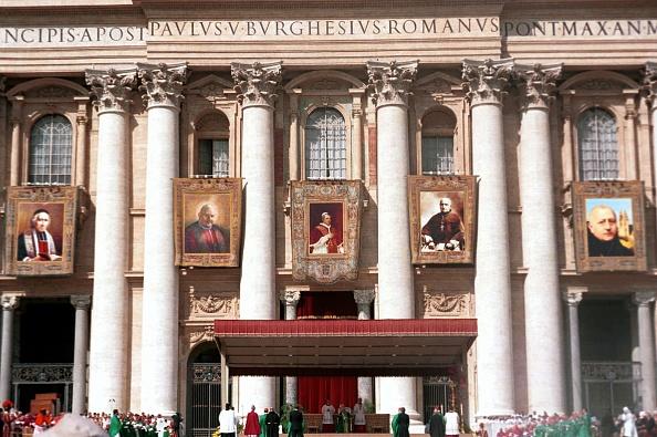 バシリカ「Pius IX And John XXIII Beatification Ceremony」:写真・画像(15)[壁紙.com]