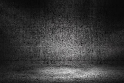 Dark「Concrete background, street, garage」:スマホ壁紙(11)