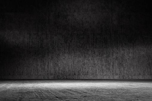 Dark「Concrete background, street, garage」:スマホ壁紙(18)