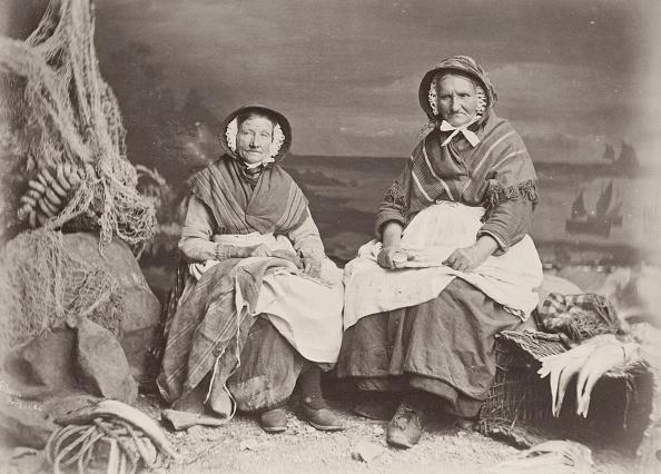 イングランド コーンウォール「Newlyn Fishwives」:写真・画像(12)[壁紙.com]