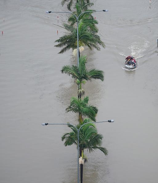 オーストラリア「Townsville Remains Flooded As Torrential Rain Continues」:写真・画像(17)[壁紙.com]