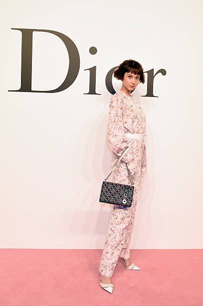 Christian Dior - Arrivals/Front Row - TOKYO Autumn/Winter 2015-16 Ready-To-Wear Show:ニュース(壁紙.com)