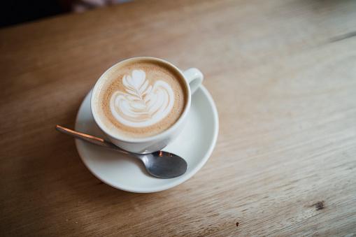 Coffee Break「Coffee Cup」:スマホ壁紙(3)