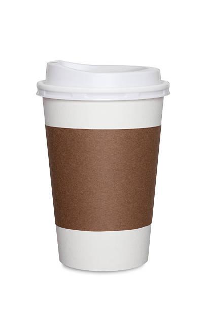 Coffee Cup Isolated:スマホ壁紙(壁紙.com)