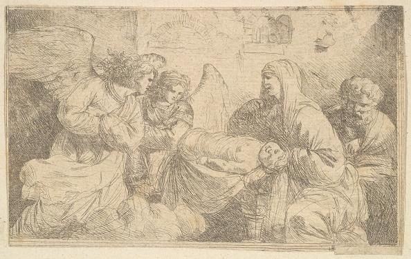 Etching「La Nativité De Jésus-Christ (The Nativity Of Christ)」:写真・画像(0)[壁紙.com]