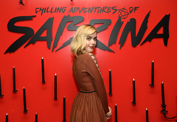 "Event「Netflix's ""The Chilling Adventures of Sabrina"" Q&A and Reception」:写真・画像(1)[壁紙.com]"
