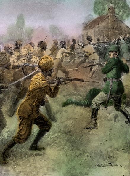 フランス「British Indian army」:写真・画像(2)[壁紙.com]