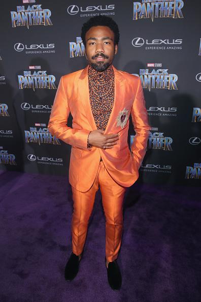 Soul Patch「The Los Angeles World Premiere of Marvel Studios' BLACK PANTHER」:写真・画像(16)[壁紙.com]