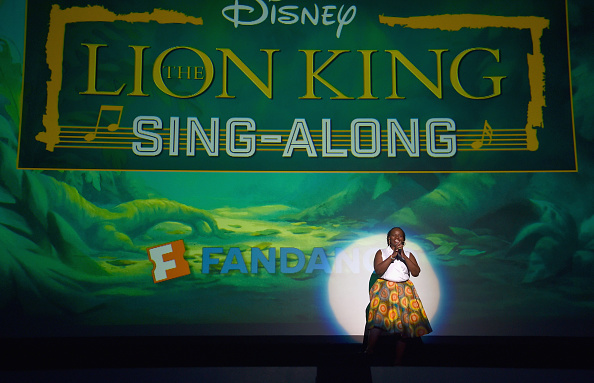 The Lion King「The Lion King Sing-Along At The Greek Theatre In Los Angeles In Celebration Of The In-Home Release Hosted By Walt Disney Studios And Fandango」:写真・画像(3)[壁紙.com]