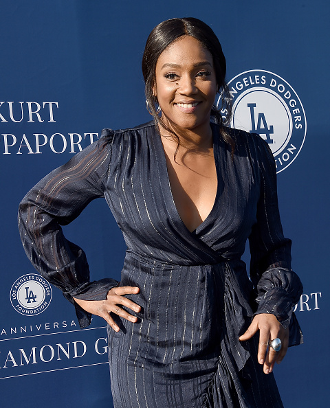 Bell Sleeve「5th Annual Blue Diamond Foundation - Arrivals」:写真・画像(14)[壁紙.com]