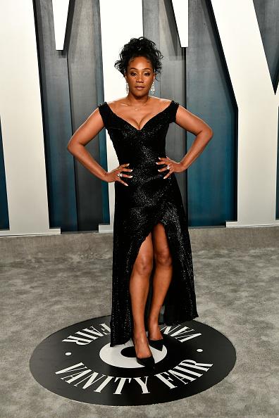 オスカーパーティー「2020 Vanity Fair Oscar Party Hosted By Radhika Jones - Arrivals」:写真・画像(11)[壁紙.com]