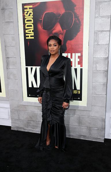 "Evening Gown「Premiere Of Warner Bros Pictures' ""The Kitchen"" - Arrivals」:写真・画像(3)[壁紙.com]"