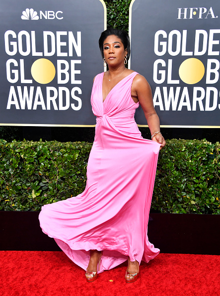 Metallic Shoe「77th Annual Golden Globe Awards - Arrivals」:写真・画像(6)[壁紙.com]
