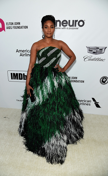 Multi Colored「27th Annual Elton John AIDS Foundation Academy Awards Viewing Party Sponsored By IMDb And Neuro Drinks Celebrating EJAF And The 91st Academy Awards - Red Carpet」:写真・画像(11)[壁紙.com]