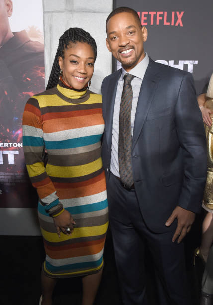 "Bright「LA Premiere of Netflix Films ""BRIGHT""」:写真・画像(12)[壁紙.com]"