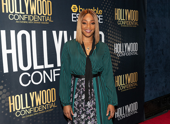 Hairstyle「Essence Magazine And Hollywood Confidential Present An Evening With Tiffany Haddish - Arrivals」:写真・画像(13)[壁紙.com]