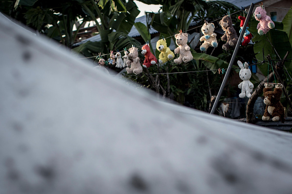 Drying「Locals Prepare For First Anniversary Of Typhoon Haiyan」:写真・画像(13)[壁紙.com]