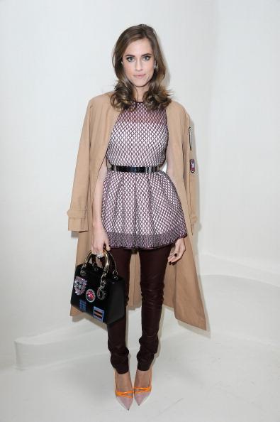 Pascal Le Segretain「Christian Dior : Front Row - Paris Fashion Week - Haute Couture S/S 2014」:写真・画像(2)[壁紙.com]