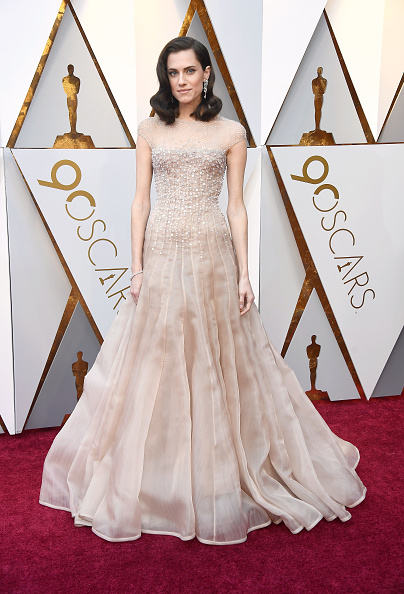 ハリウッド&ハイランドセンター「90th Annual Academy Awards - Arrivals」:写真・画像(10)[壁紙.com]