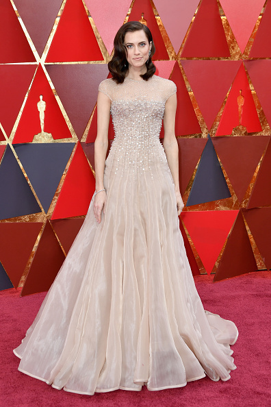 Pale Pink「90th Annual Academy Awards - Arrivals」:写真・画像(4)[壁紙.com]