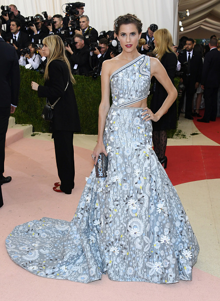 """Incidental People「""""Manus x Machina: Fashion In An Age Of Technology"""" Costume Institute Gala - Arrivals」:写真・画像(15)[壁紙.com]"""