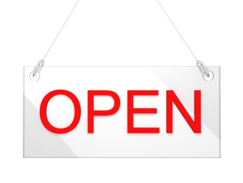 Motel「3D Open Store Glass Sign - Front View」:スマホ壁紙(16)