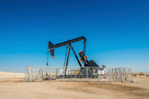Oil Industry「Oil Industry Well Pump」:スマホ壁紙(2)