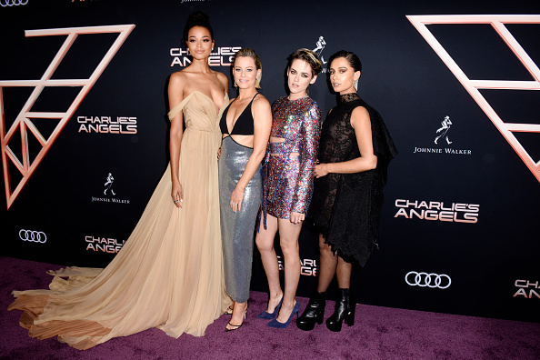 """Charlie's Angels「Audi Arrives At The World Premiere Of """"Charlie's Angels""""」:写真・画像(1)[壁紙.com]"""